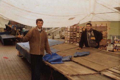 35 Senelik Osmaniye Salı Pazarı Hizmetine Kaldığı Yerden Devam Ediyor