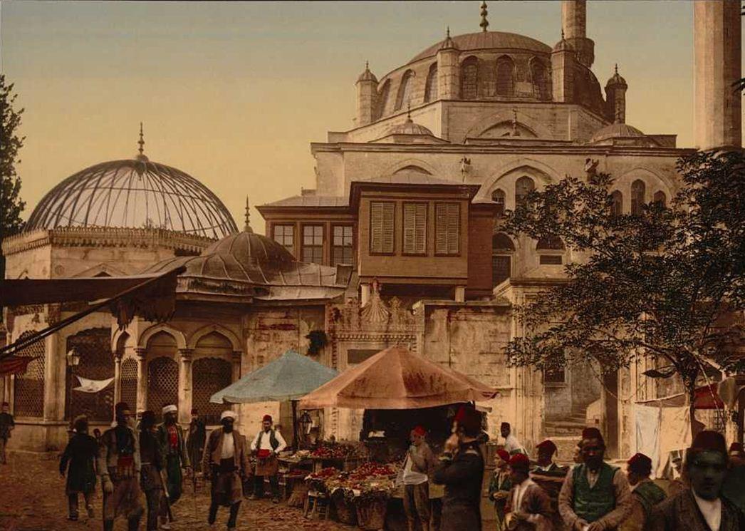 osmanlı da mahalle ile ilgili görsel sonucu