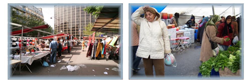 Paris-İstanbul Pazarları