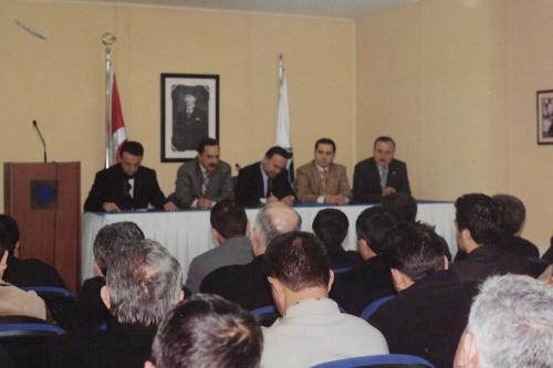 Ak Parti Fatih Belediye Başkan Adayı Dr. Mustafa Demir