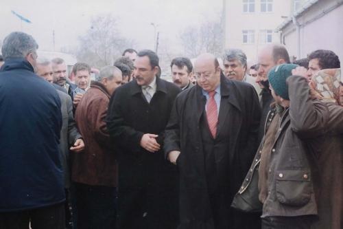 Bakırköy Belediyesi, Yeni Dönemde Ateş Ünal Erzen