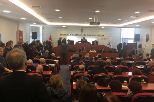 Beylikdüzü Belediye Meclisi Toplandı.