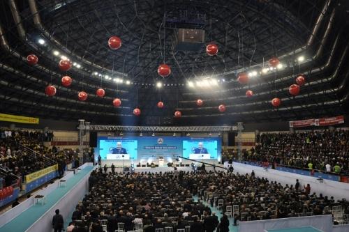 ESNAF SANATKAR İSTANBUL'DA CUMHURBAŞKANI İLE BULUŞTU