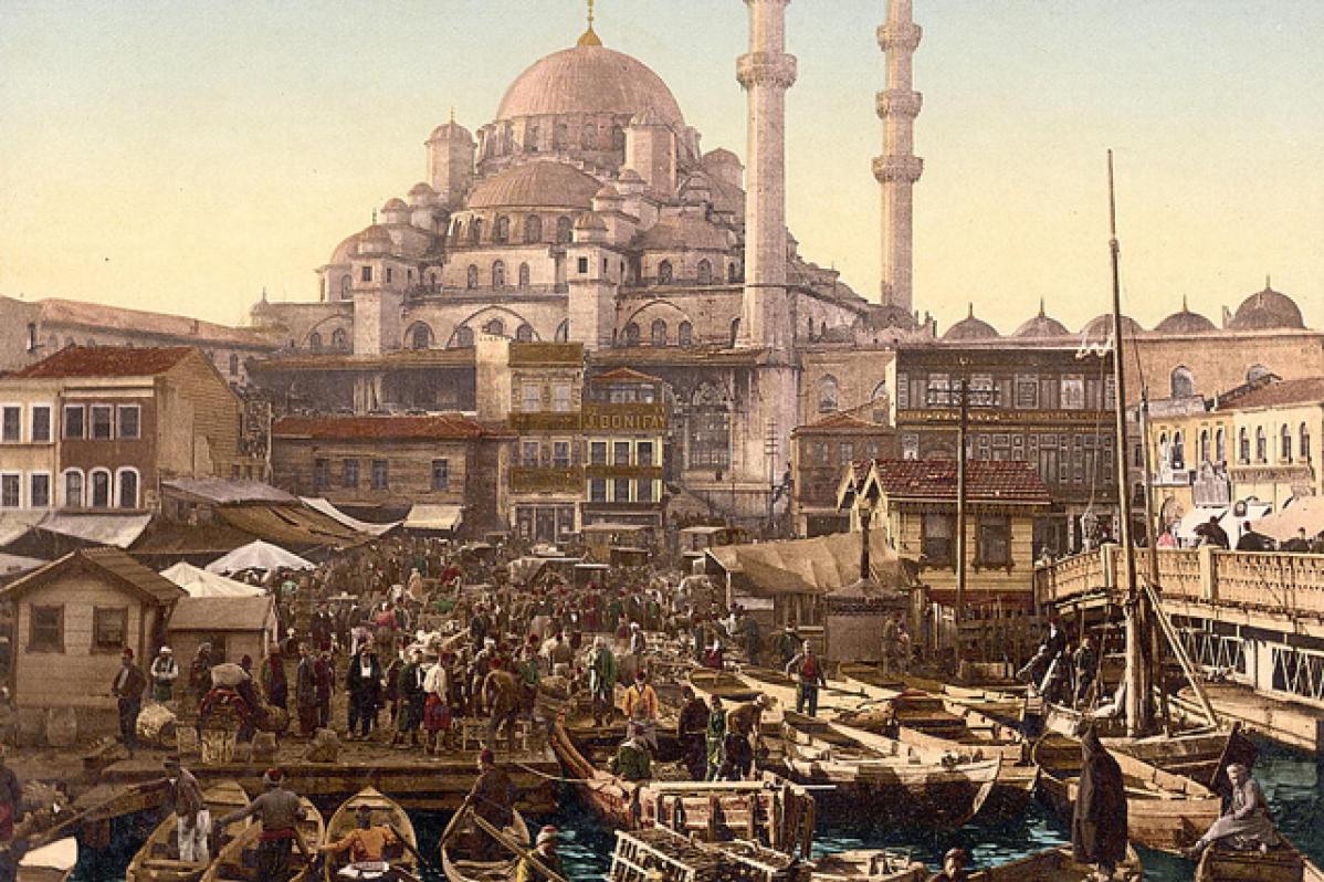 İlk Osmanlı Kanunu