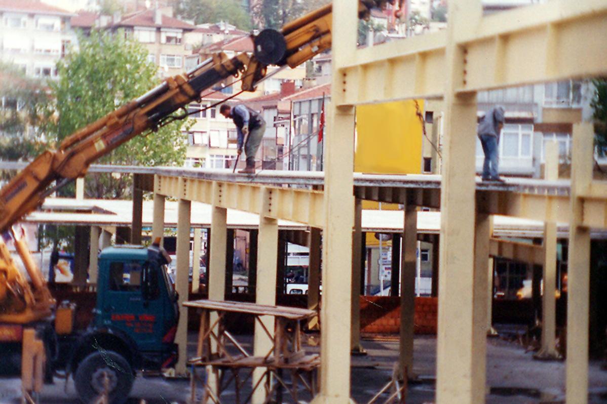 İstanbul'a İkinci Dubleks Pazar
