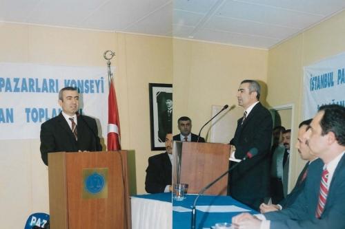İstanbul Pazarları Konsey 1. Olağan Toplantısı