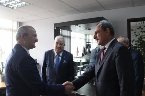 İşkur'a Hayırlı Olsun Ziyareti