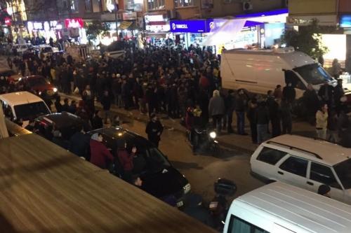 Kağıthane Sanayi Mahallesi Perşembe Pazarı Esnafı İsyan Etti