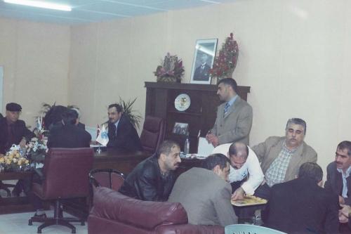 Mübarek Ramazan Bayramını Yeni Oda Hizmet Binamızda Kutladık
