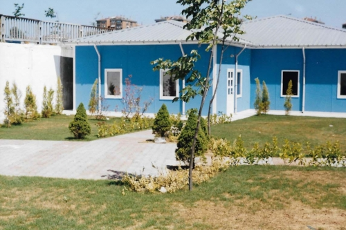 Odamızın Bahçesi Peysaj Mimarları Denetiminde Düzenlendi