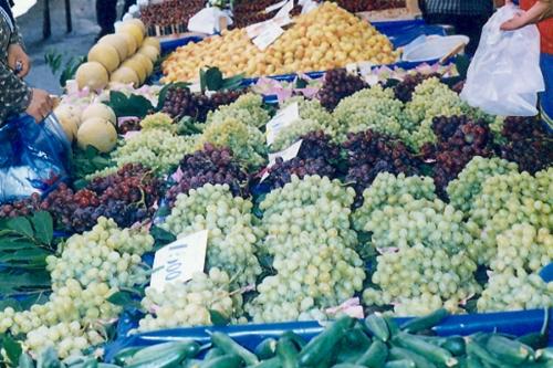 Sebze-meyve harekatı!