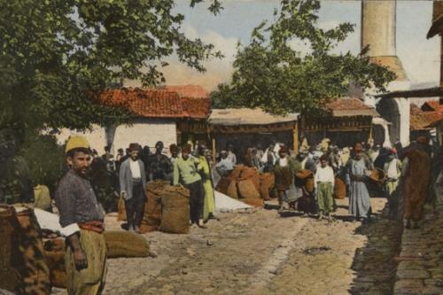 Tarihimizde Pazarlar Kutsaldır